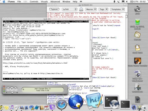 Mac OS X Jaguar 2003