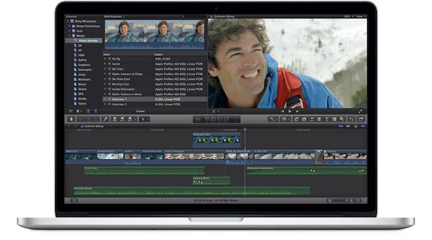 Final Cut Pro X Screenshot 3