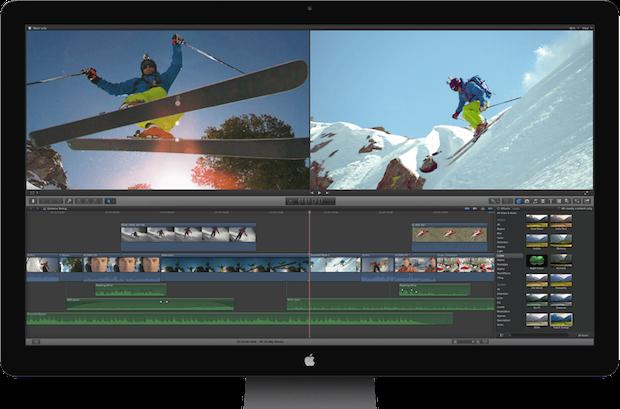 Final Cut Pro X Screenshot 1
