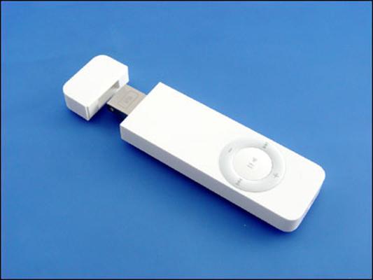 iPod shuffle 1st gen